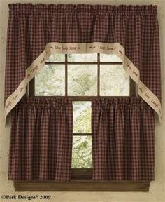 primitive country home decor | Primitive Decor Country Curtains Country Furniture