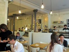 The Puff List: Coutume Cafe - Paris
