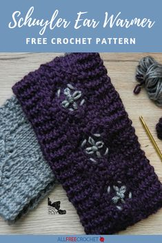 09e824feabb 79 Awesome Free Crochet Headband Patterns images in 2019