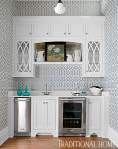 Lovely Showhouse Kitchen   Traditional Home