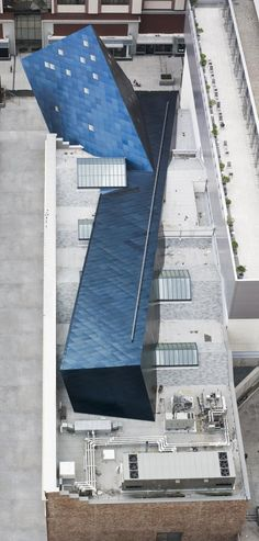 Contemporary Jewish Museum in   San Francisco, CA by Architects Studio Daniel Libeskind.
