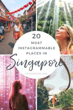 Things to do in Singapore // Singapore Layover / Travel in Singapore / Travel Asia // Singapore Bucket List / Singapore Travel Singapore Travel Tips, Singapore Itinerary, Visit Singapore, Best Places In Singapore, Little India Singapore, Laos, Luang Prabang, Kuala Lumpur, Best Instagram Photos