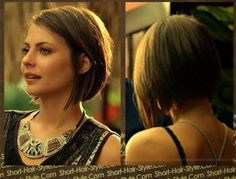 Don't you just love Willa Holland's new bob #haircut from new ...