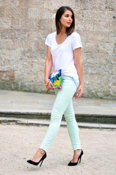 Mint Pants :)
