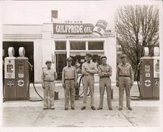 gosh the old days..full service gas station..fill your tank, wash your windows, check your oil and fluids and air up your tires!..lol...n gas cheap as dirt!