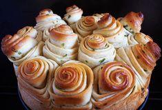 The Cooking of Joy: Pull-Apart Scallion Swirly Bread