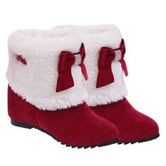 Drawstring Bags Ankle Furry Snow Boots Shoes 2018 Winter Leisure Plush Snow Boots Shoes Women Plus Velvet Non-slip Shoes For Ladies Botas Mujer Extremely Efficient In Preserving Heat