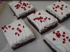 Post image for Red Velvet Brownie Recipe