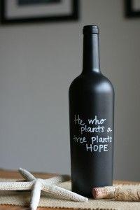 Empty Wine Bottle Crafts | Empty Wine Bottles