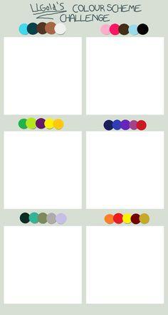 My Color Challenge Meme by ~LLGold on deviantART