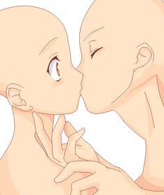 Base: Surprise kiss by Omori-P