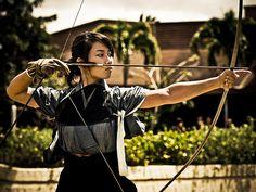kyudo - the way of the bow