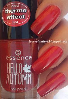 Essence Beauti-FALL Red