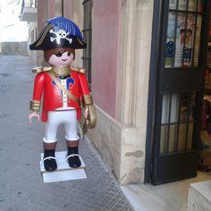Mega Clic de la juguetería de la calle Cotofre en Jerez. Mola mucho ;)