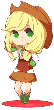 MLP Chibi Humanized AppleJack by semehammer on Deviantart! Applejack Mlp, Chibi, Fanart, Mlp Fan Art, Little Poney, Mlp Pony, Kawaii, Cartoon Shows, My Little Pony Friendship