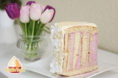VanilleTanz: Gewickelte Milchmädchen Torte