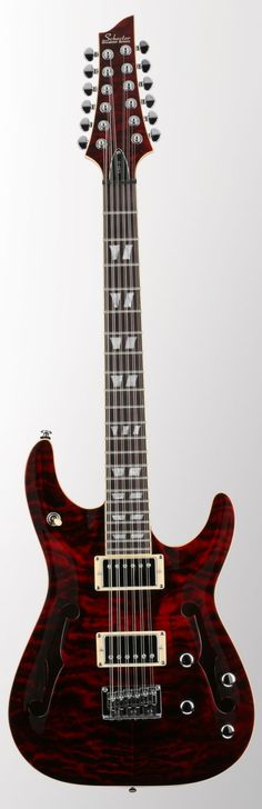 And it sounds as beautiful as it plays! Why Schecter do you not still make this model?