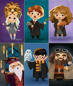 They're so effing cute! <3 Especially Luna!!!
