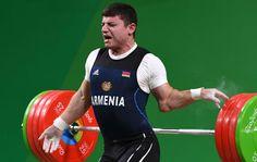 ¡Impacto! Terrible lesión en levantamiento de pesas de los Olímpicos