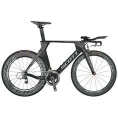 Scott Plasma Premium Triathlon Rennrad 2013
