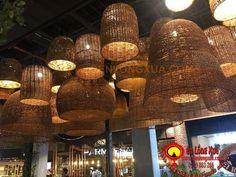 Đèn mây tre đan trang trí nhà cửa, nhà hàng, quán cafe với đủ loại kiểu dáng khác nhau đơn giản đẹp, hãy liên hệ +84979 083 286 / 0948 914 229 (Call/Viber/WhatApps),www.denlongxua.com; denlongxua@gmail.com #đènlồngxưa #đènmâytre #bamboolamp #đènmâytretrangtrí #vietnam #hoian #lanterns #socialmedia #lamp #pinterest #mâytređan #beauty Chandelier, Ceiling Lights, Lighting, Home Decor, Hotel Decor, Interior Design, Candelabra, Decoration Home, Room Decor