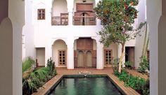 Riyad El Mezouar - Marrakesh, Morocco #Jetsetter