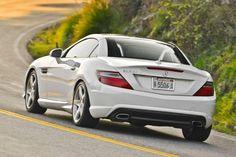 2016 Mercedes SLK