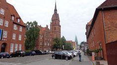 Lubeck with its Gothic Brick Architecture - #UNESCO #Worldheritage #TravelPics