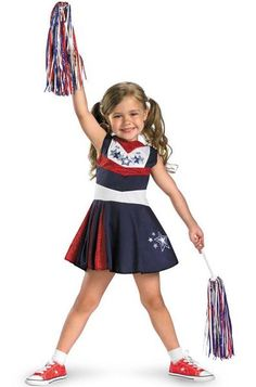 Kids Pep Rally Cheerleader Costume. Cheerleader Costume KidsCheerleading  OutfitsFootball ... 56e42a3ec