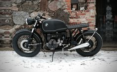 The usual Beemer | Inazuma café racer