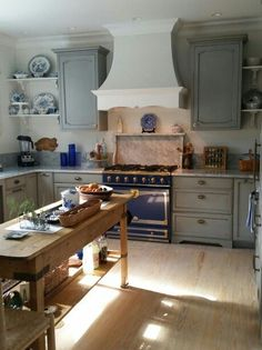 La Cornue Kitchen Designs Painting Provencal Kitchen With A Terrific Range Yes  Terrific Check Out .