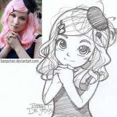 Best+Of+Badgers+Sketch+by+Banzchan.deviantart.com+on+@DeviantArt