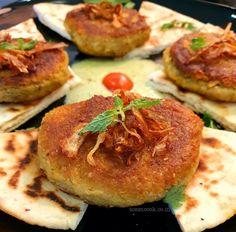 Quinoa Galouti Kebab | Veg Galouti Kebab