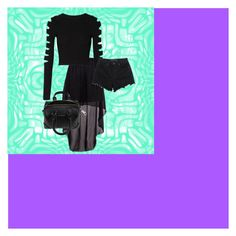 """""""Untitled #148"""" by nlclay1224 on Polyvore featuring Cushnie Et Ochs, T By Alexander Wang, Givenchy, women's clothing, women's fashion, women, female, woman, misses and juniors"""