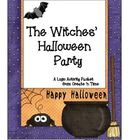 Let your student detectives figure out the Witches Halloween predicament when Gizelda throws a party! Logic activity packet includes statement of the problem (Gizelda can't figure out who brought what to her party), list of information and clues, logic worksheet chart, answer key, and notes to the teacher.  The activity makes a fun whole class activity that allows some practice in analysis and inference as well as using a chart to picture information. 8-page packet for grades 4-8