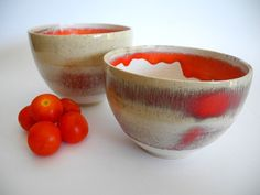 Hey, I found this really awesome Etsy listing at https://www.etsy.com/listing/198280393/ceramic-stacking-bowl-set-small-salad