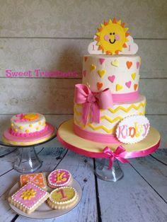 You are my sunshine☀️ - Cake by Bikemom3
