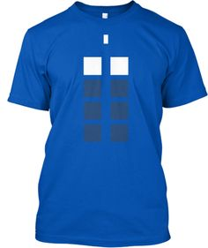Who likes boxes?  My new Teespring campaign - just an abstract pattern of boxes. If you see more in it that's your business and you should go and buy one fast!