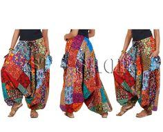 Harem PantAladin Pants Ginny Pants Bell Pants Urban by STsasita, $30.00