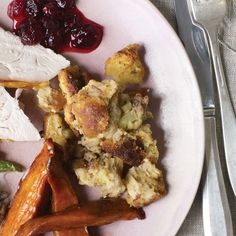 This incredibly simple stuffing has a traditional flavor everyone will love. It's a wonderful complement to Salt and Pepper Turkey.