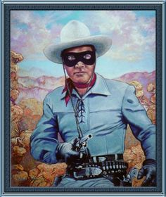 Both Mike Fleming and The Hollywood Reporter wonder: Did Disney pull the plug on The Lone Ranger because Cowboys & Aliens under-perform. Tucson Gem Show, The Lone Ranger, Picture Blog, Masked Man, Small Boy, Le Far West, Fantastic Art, Classic Tv, Halloween