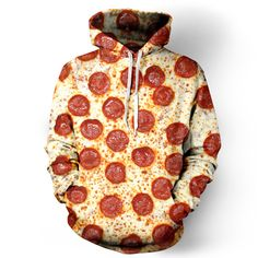 Pizza Hoodie -- beloved shirts.com