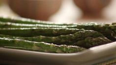 Grilled Asparagus Video