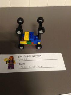 LEGO club July 15