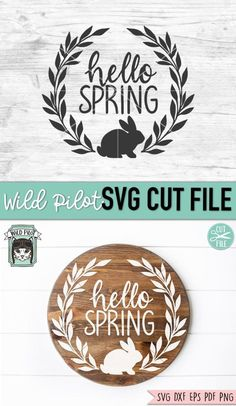 Spring Projects, Easter Projects, Spring Crafts, Easter Crafts, Animated Gifs, Spring Sign, Hello Spring, Cricut Creations, Vinyl Projects