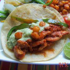Chorizo Chicken Tacos with Jicama Salad | Hispanic Kitchen