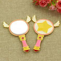 Now available at Bijou Blossoms: Cardcaptor Sakura... Check it out here! http://bijou-blossoms.myshopify.com/products/cardcaptor-sakura-mirror?utm_campaign=social_autopilot&utm_source=pin&utm_medium=pin!!