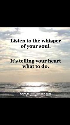 i'm not sure why this can be so hard to do. when we do listen, and follow, we are better for it. it seems almost always. a wonderful reminder for me .....