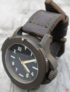 Maranez Bangla - Page 63 Army Watches, Cool Watches, Watches For Men, Wrist Watches, Field Watches, Popular Watches, Bronze, Rolex Submariner, Beautiful Watches