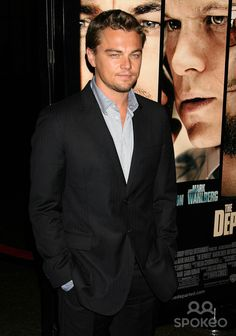 """Photo by: NPX/starmaxinc.com 2006. 10/5/06 Leonardo DiCaprio at a screening of """"The Departed"""". (West Hollywood, CA) ***Not for syndication in France!***"""